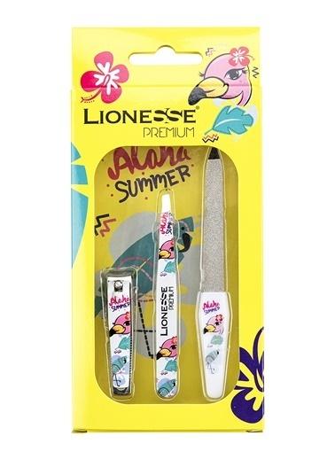 Lionesse Lionesse Tırnak Bakım Seti 122 Renksiz
